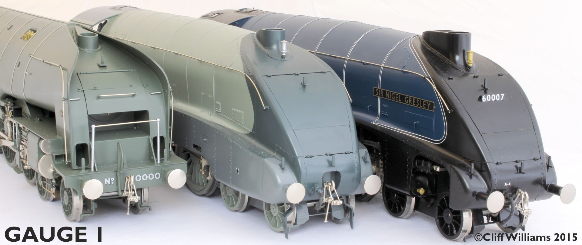 Find out more about our Gauge 1 locos available from stock here in the UK.